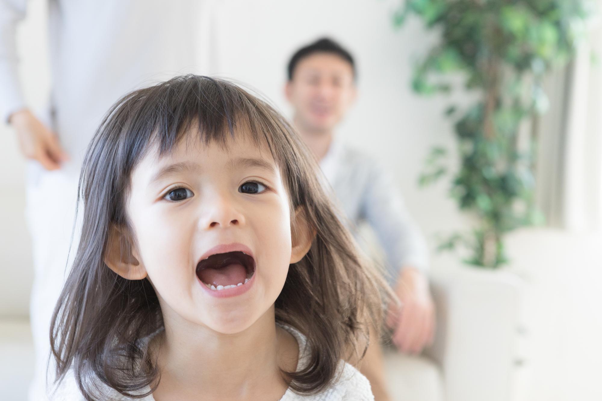 子どもが口内炎を繰り返す