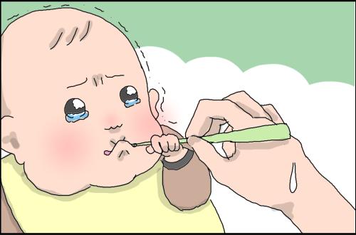 離乳食の工夫