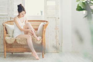 妊娠初期のむくみ解消方法|マッサージやストレッチなど