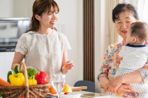 【体験談】産後の義母の手伝いは助かった?ストレス?上手な断り方