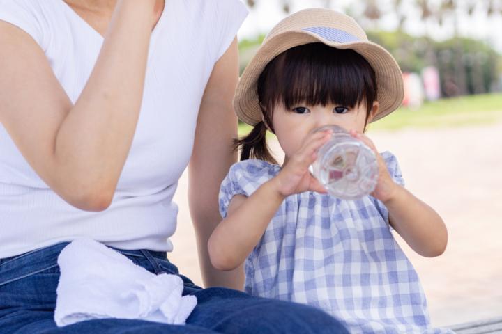 子供 脱水症状 チェック
