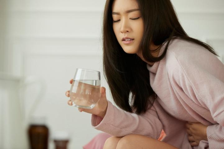 妊娠初期 胃痛