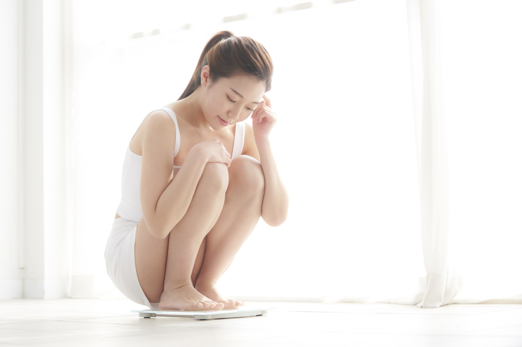 初期 減少 妊娠 体重