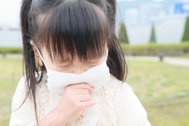 百日咳 特有の咳