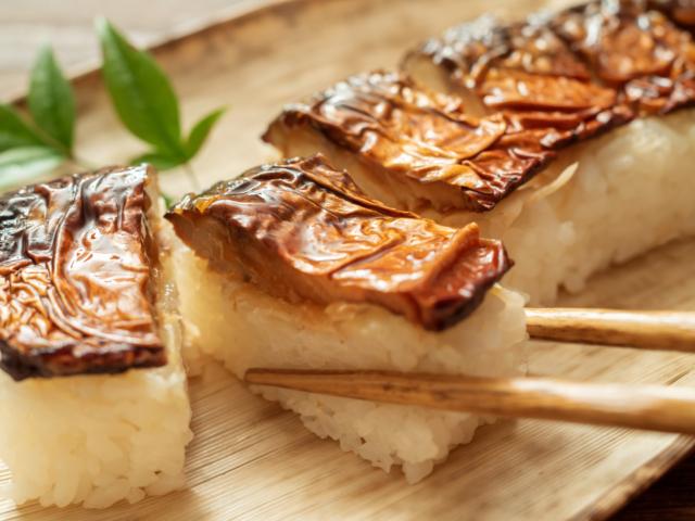 妊娠中 お寿司