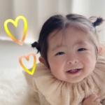 【簡単】0歳の赤ちゃんのヘアアレンジ写真集♪結び方のコツも