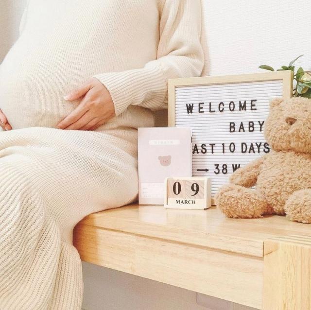 Self-maternity photo clothing