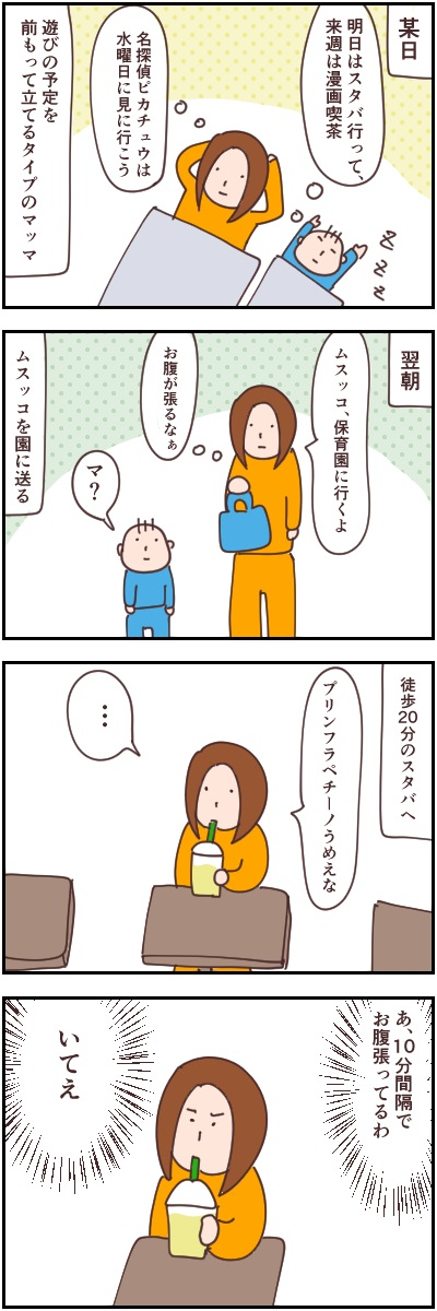 出産レポ 2人目