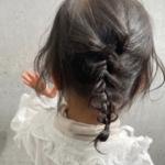 【1歳・2歳】おしゃれヘアアレンジ集☆簡単&マネしたいテクニックも
