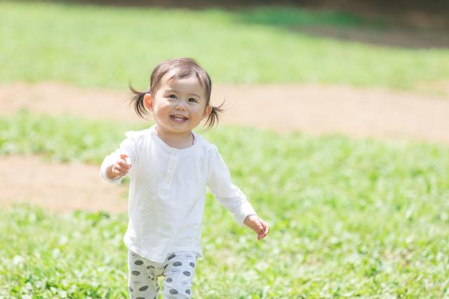 赤ちゃん 公園