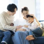 出産入院中、上の子を旦那に任せるのが心配!準備マニュアル(ご飯・家事など)
