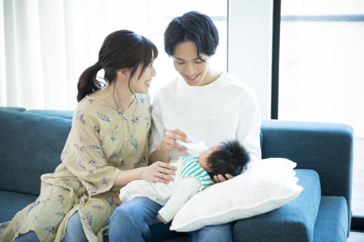 産後ますます「旦那さんが大好き!」子どもが生まれてもラブラブ夫婦の特徴