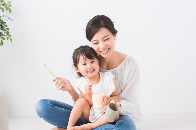 3歳 歯磨き