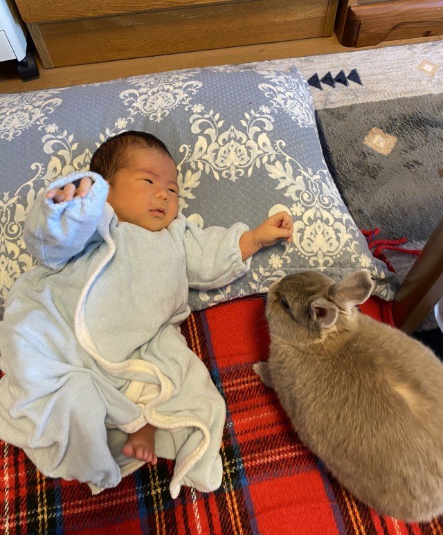 hirokorugenさんの赤ちゃん
