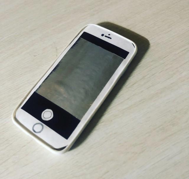 yu_omochaさんのハンドメイドスマートフォン