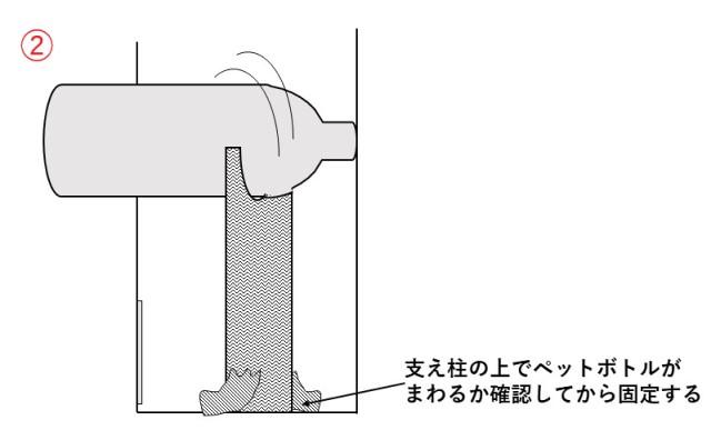 ガチャガチャマシーンの作り方③