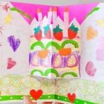 【簡単】子どもが作る♪手作り誕生日カードアイデア集!飛び出すカードも