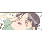 """【漫画】次男の""""あざと可愛い""""伝説。チラッと覗いた先には…?"""