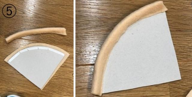 ohisamapanのピザおもちゃの作り方⑤