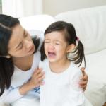 4歳児が思い通りにならないと泣く!わがまま・癇癪のOK・NG対応例
