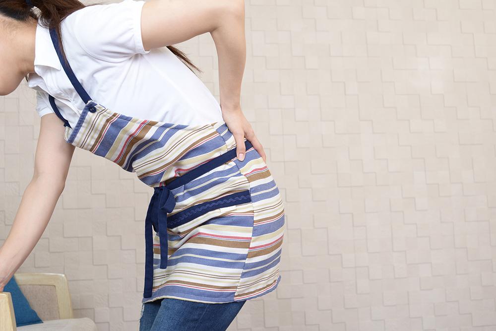 自宅でも簡単にできる腰痛体操をご紹介します