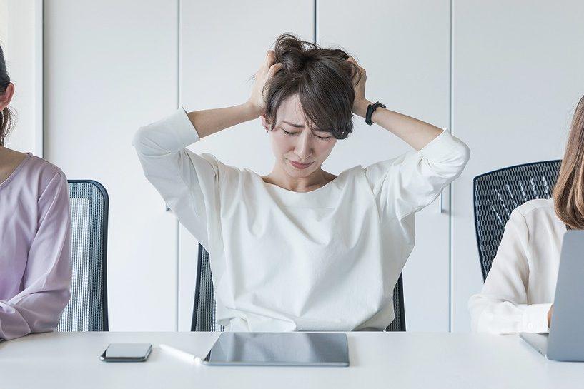 【PMS】精神的に落ち着かない…生理前の症状で悩んでいませんか?