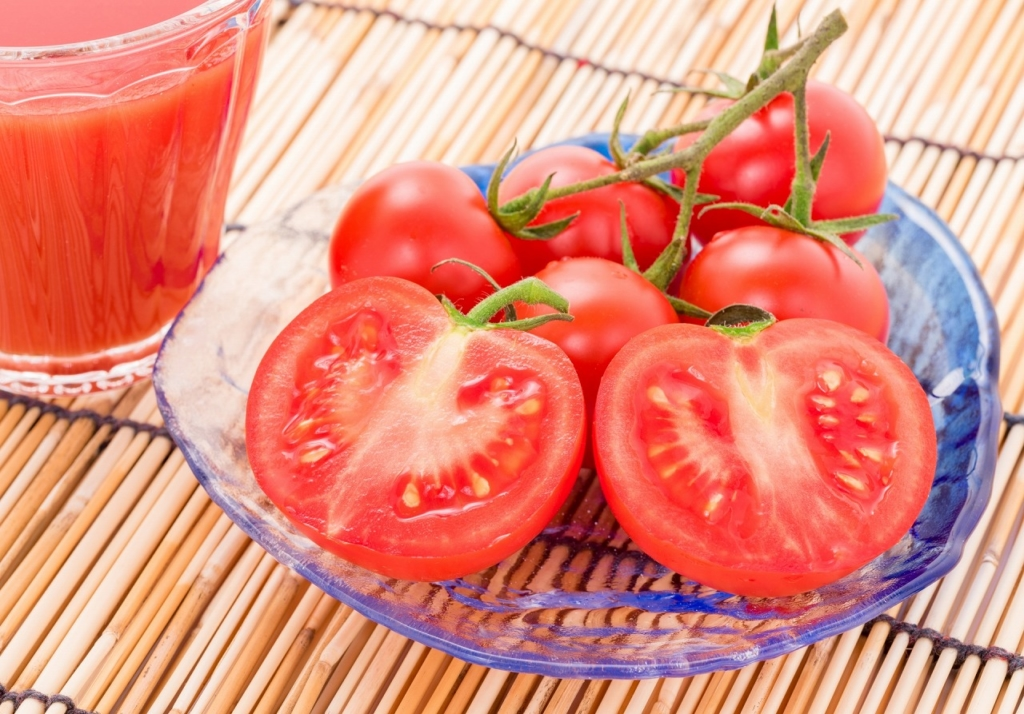 ジュース 効果 トマト