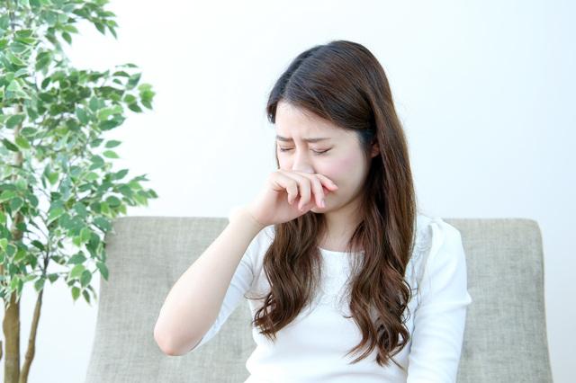 風邪 鼻水 女性