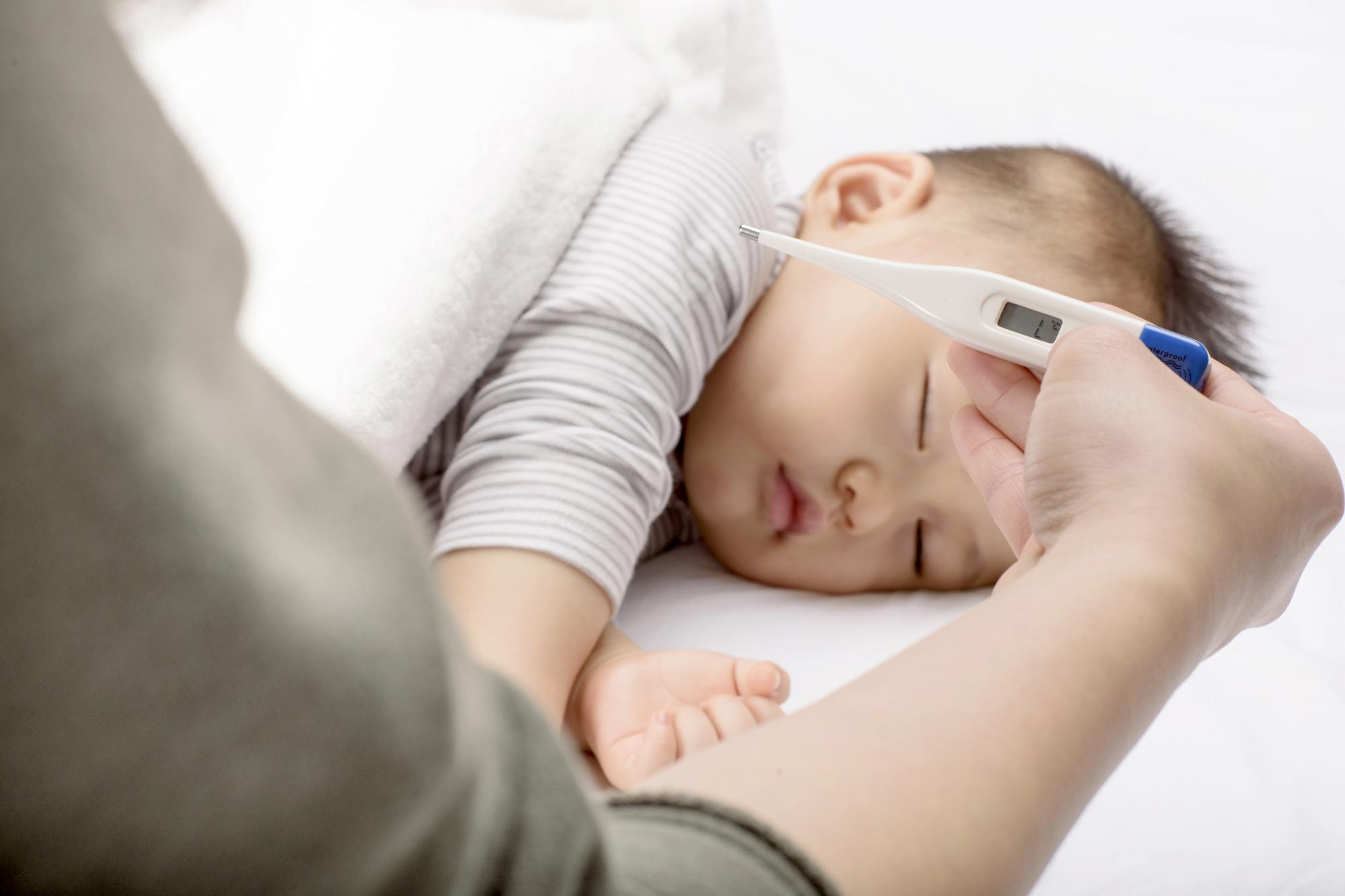 溶連菌 赤ちゃん