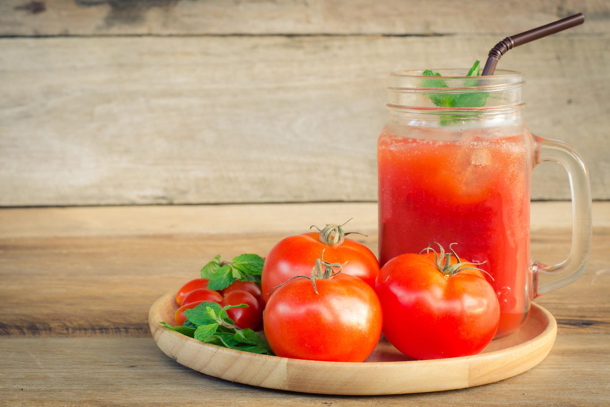 トマトジュース 血糖値