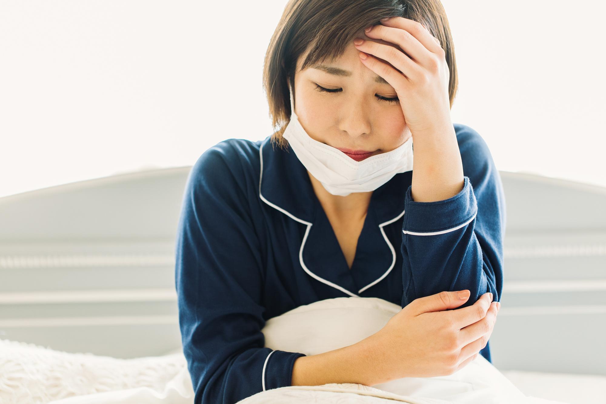 風邪 頭痛