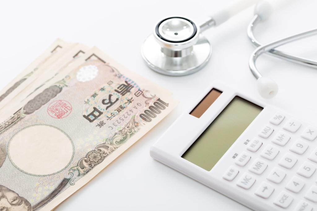 【個人で受ける、健康診断の料金相場】安くできる?就職のとき、国保のとき