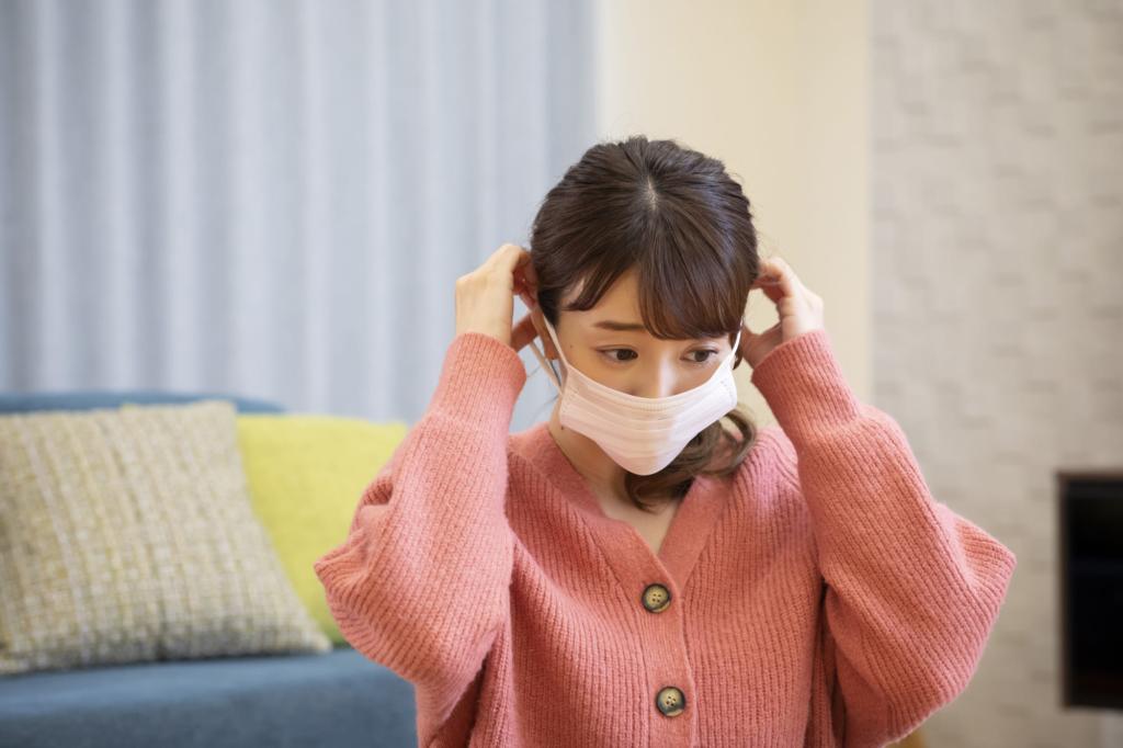 気管支炎はうつる?うつらない?【大人も注意】辛い症状はコレで対策
