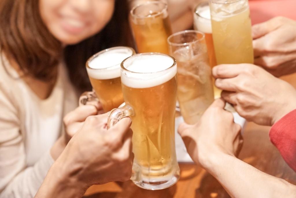 お酒で太らない5つの方法|お酒の種類・おつまみ・飲み方のココに注意!