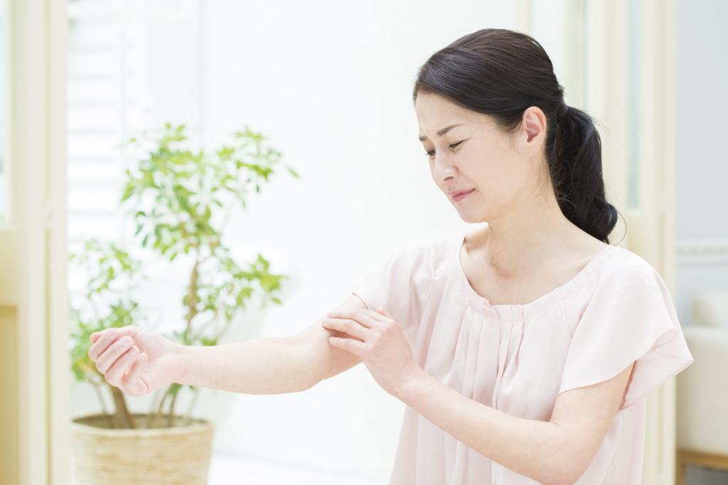 蕁麻疹におすすめの市販薬【飲み薬&塗り薬】ストレスや日光が原因でも有効?