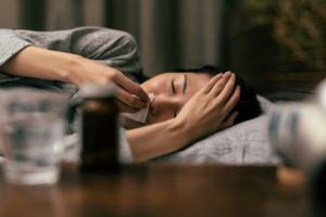 副鼻腔炎の熱を下げる方法|38度以上の高熱、発熱を繰り返す・続く時は病院へ!