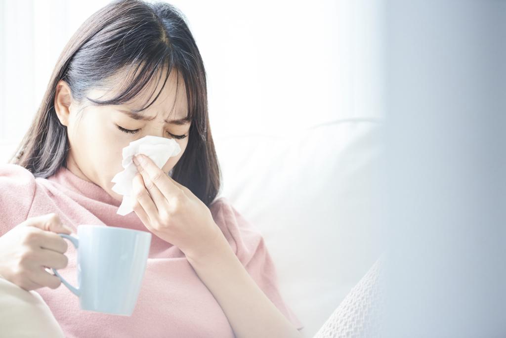 目のかゆみ・鼻水に!花粉症におすすめの漢方薬|体質改善で予防も。授乳中もOK?