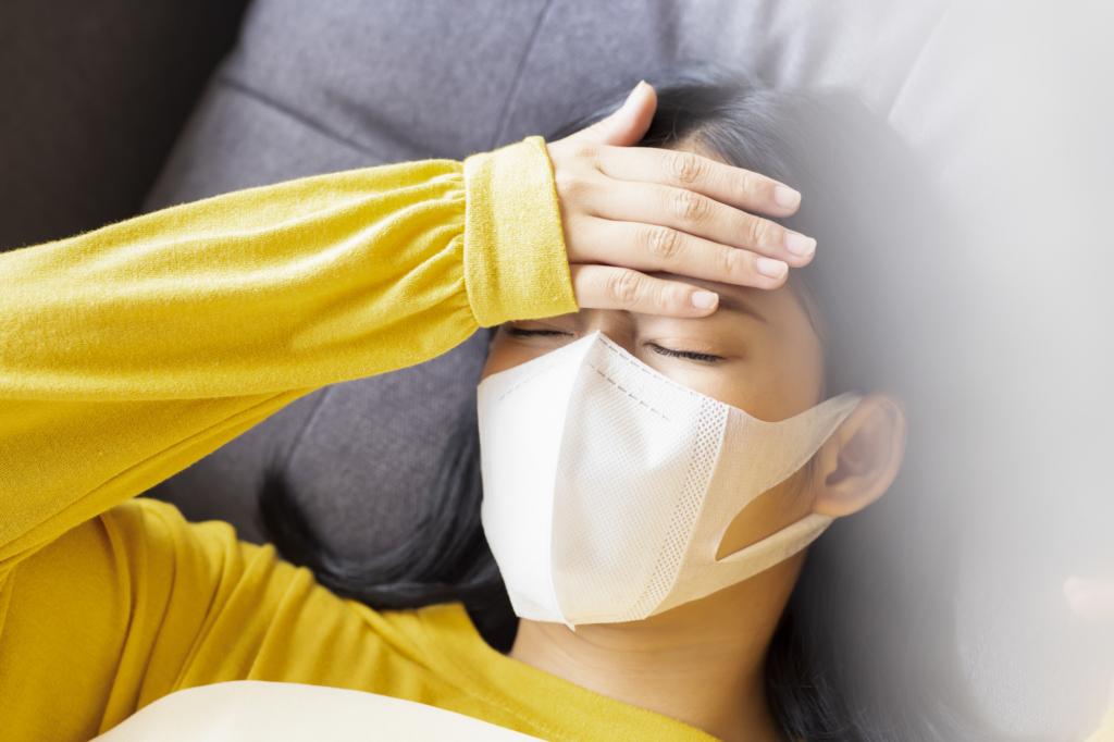 なぜ?風邪が長引く理由を症状別に|咳・鼻水・微熱など。病気の可能性は?