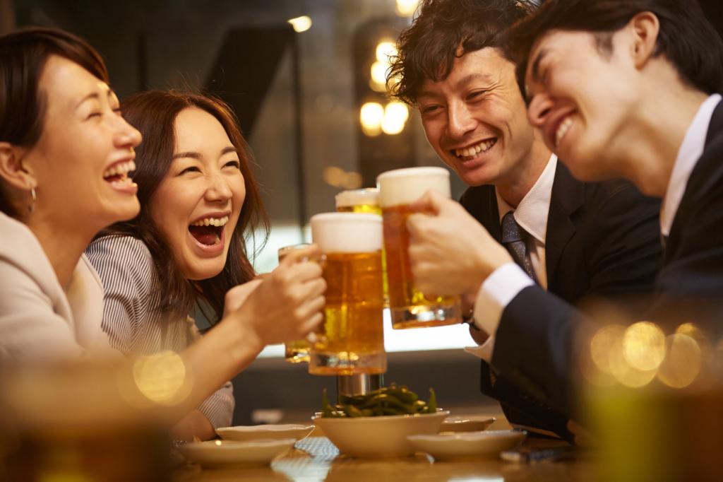 急性アルコール中毒の後遺症 残る確率は?軽度~重度まで。脳に障害の可能性も