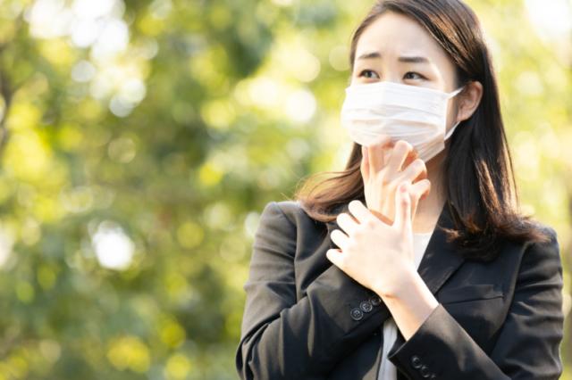 マスク 臭い