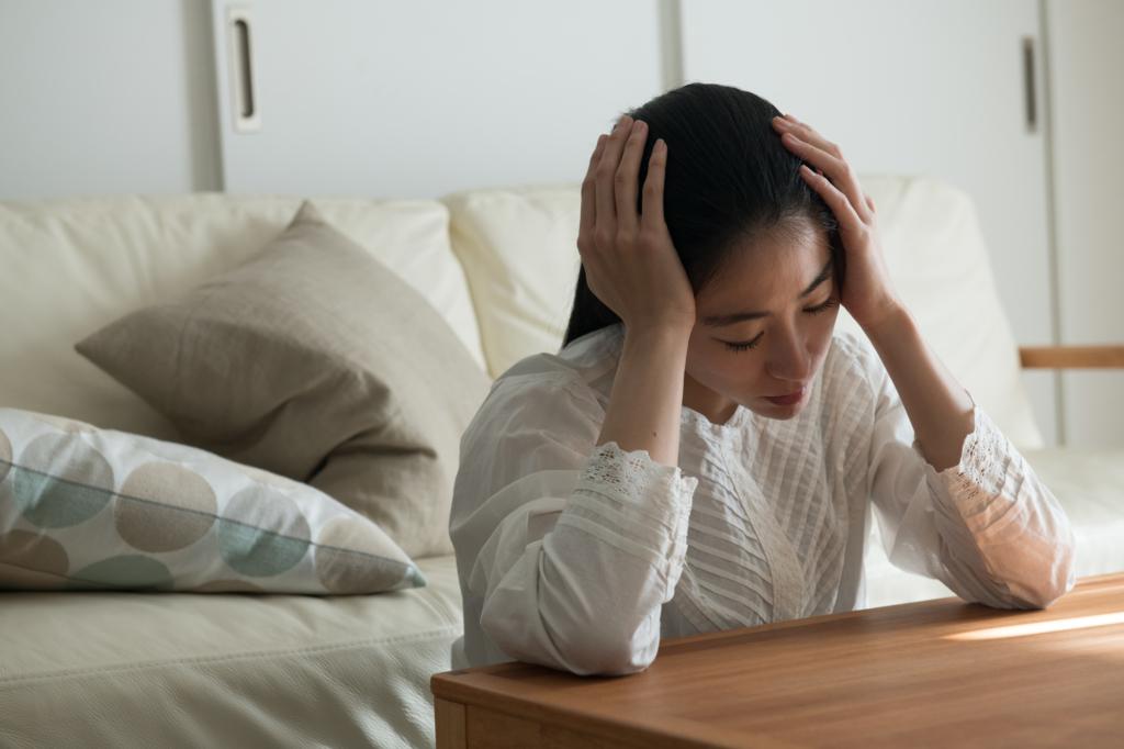 ストレスで記憶障害?チェックリストで診断|病院は何科?治療法は?