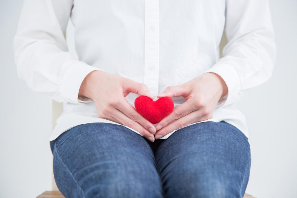 膣がかゆい!痛いことも。「膣炎」はよくある病気。すぐ治ることが多いです