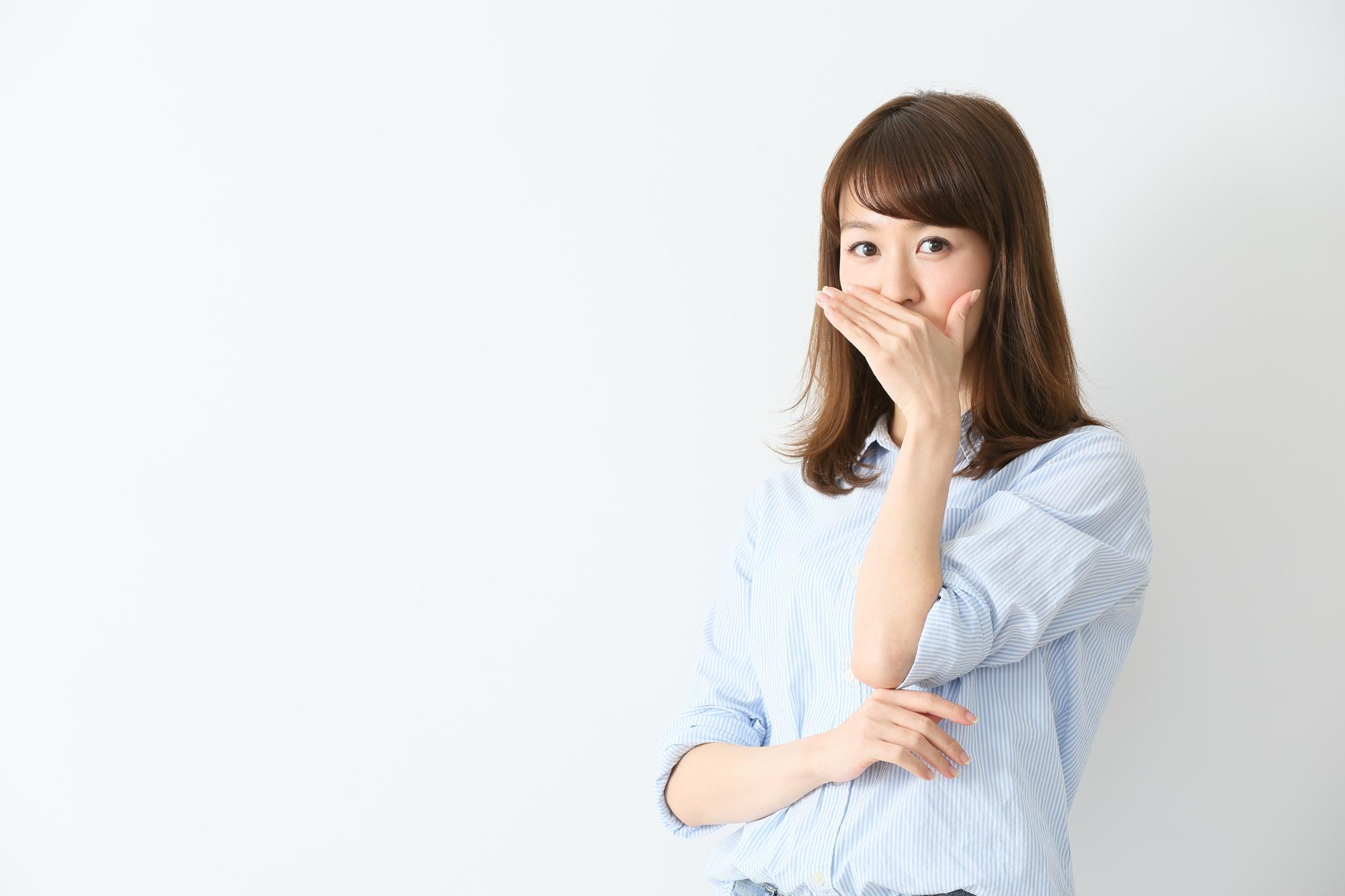 口臭 胃がん 口臭対策は体内から!体の中から根本的な解決を。