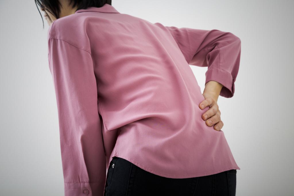 なぜ?尾てい骨の奥が痛い3つの原因。生理時の痛みは病気の可能性大