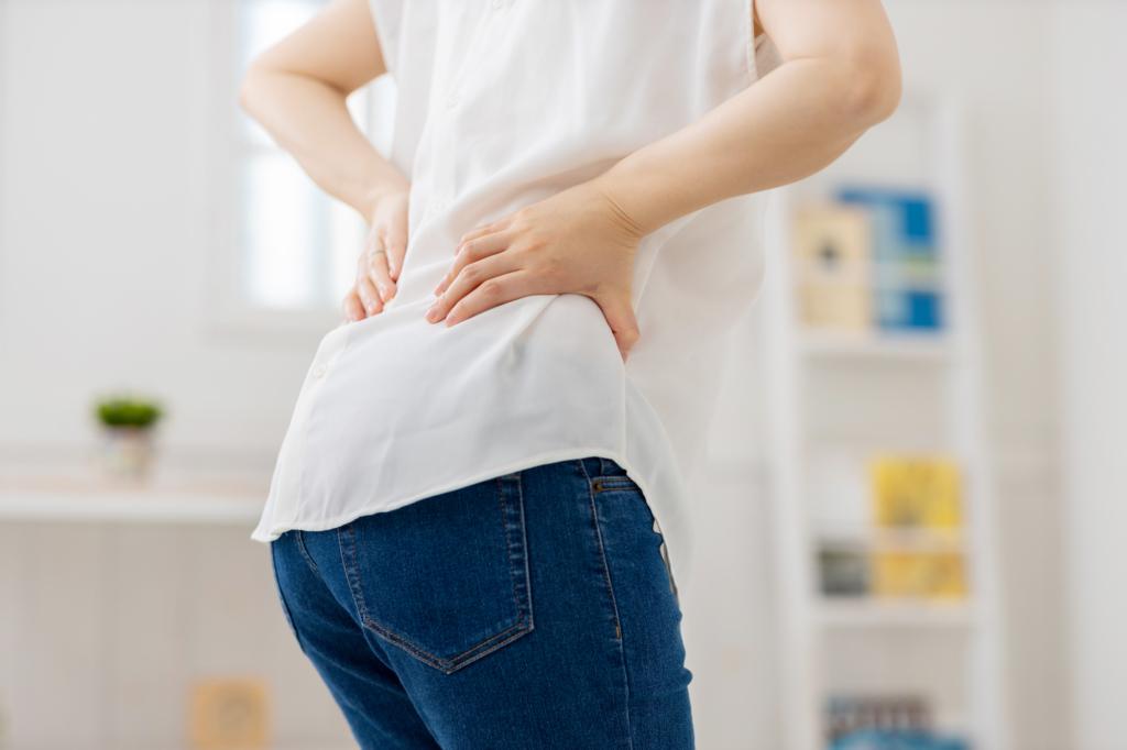 腰痛 い 対処 生理