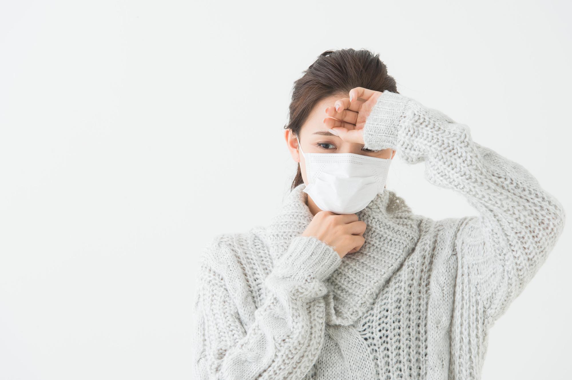 が 悪寒 に ない 熱 の