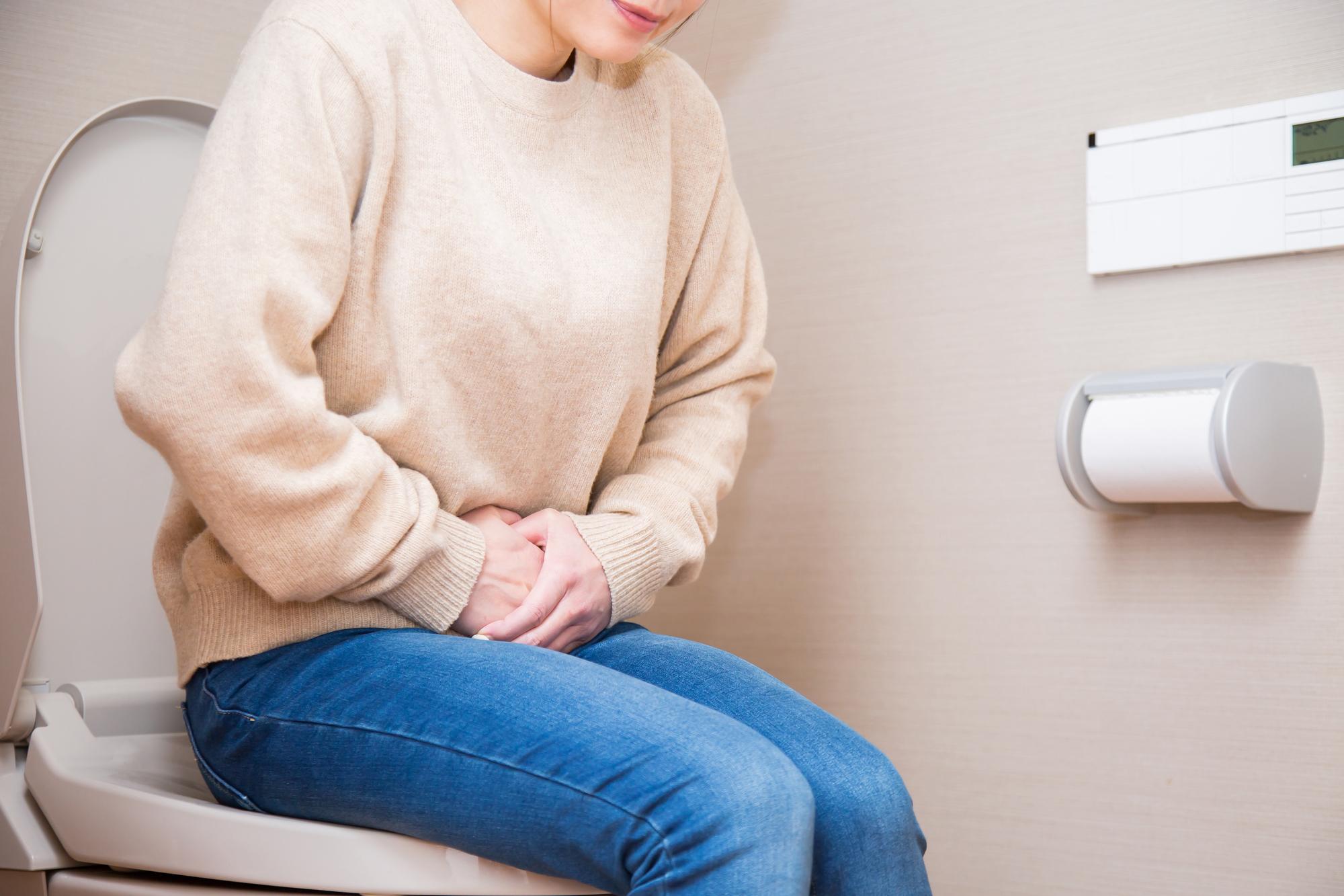残尿感 女性