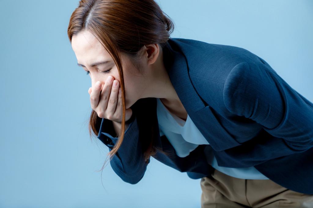 食欲不振と吐き気…これ大丈夫?原因はストレス?病気?下痢やげっぷも | Medicalook(メディカルック)