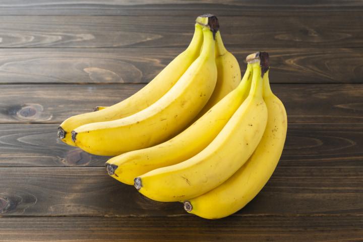 バナナを毎日食べると