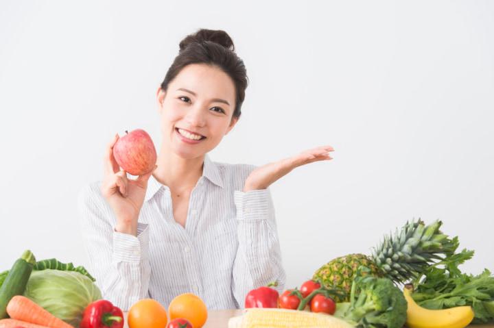 体内酵素を増やす食べ物